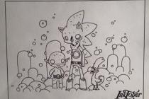 Efdé draw & doodle